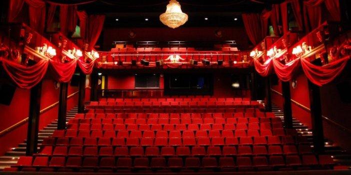 Devlet Tiyatroları'nın tüzel kişiliği lağvedildi