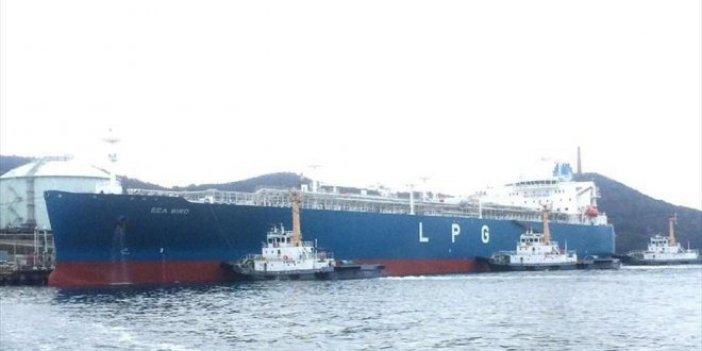 Türkiye'nin LPG ithalatı arttı