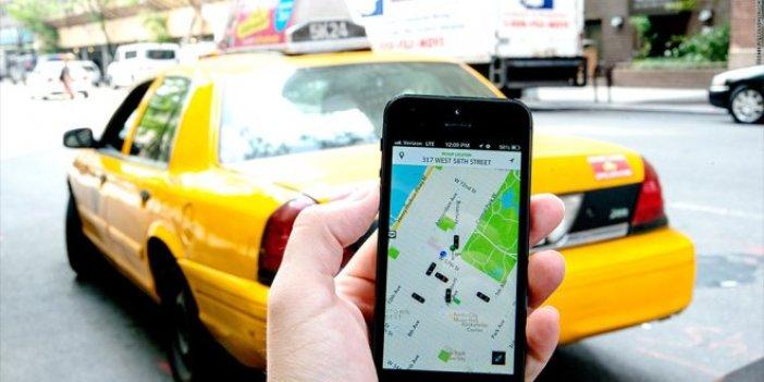 ABD'de Uber'e kısıtlama geliyor
