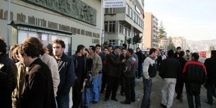 İşsizlik maaşında devamsızlık koşulu kaldırılıyor