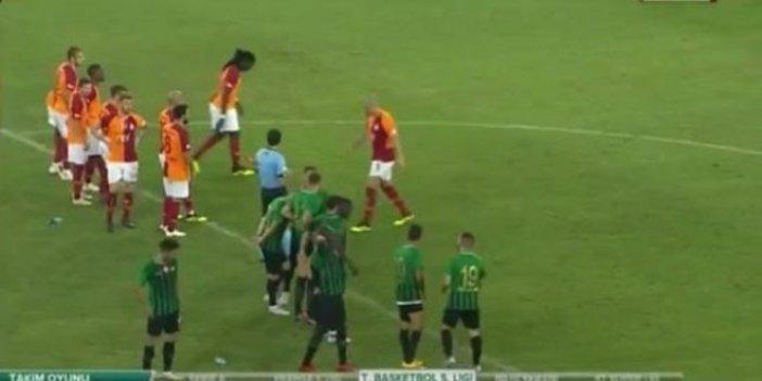 Gomis'in kaçırdığı penaltı öncesi dikkat çeken ayrıntı