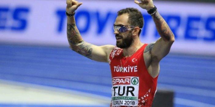 Ramil Guliyev çıtayı yükseltti
