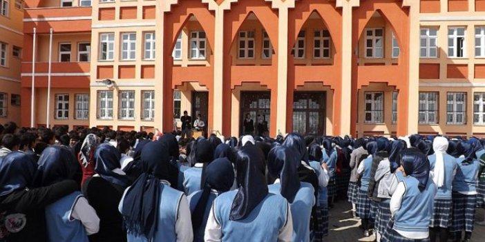 MEB'de imam haptiplere büyük pay