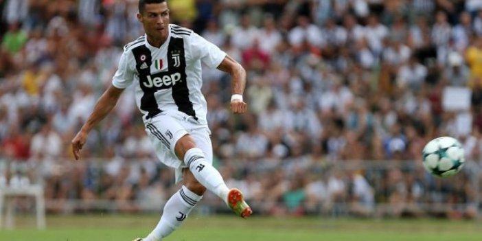 Serie A açılışı Ronaldo ile yapıyor