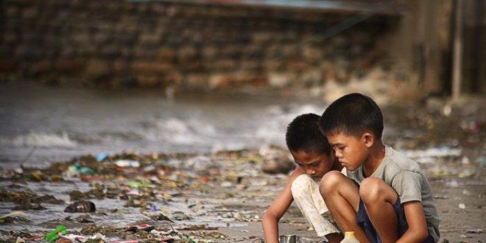 2 milyar kişi yoksulluk içinde yaşıyor