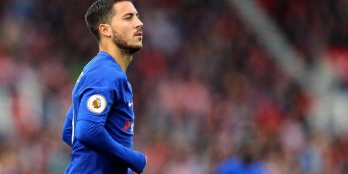 Hazard, transfer söylentilerine noktayı koydu