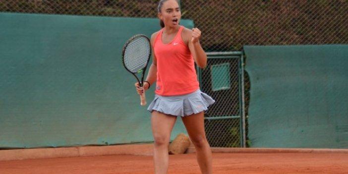 Türkiye Tenis Federasyonu'ndan Selin Övünç açıklaması