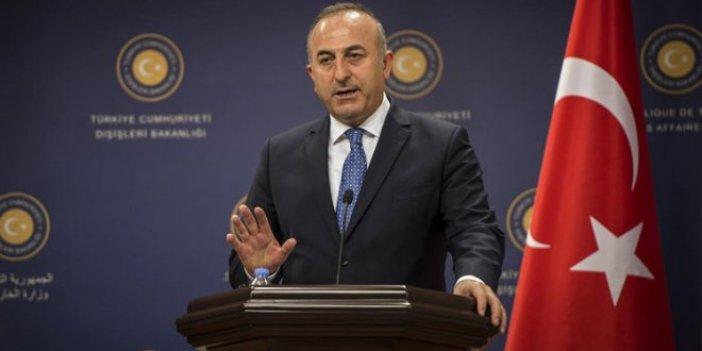 Çavuşoğlu'ndan istihbarat paylaşımı önerisi