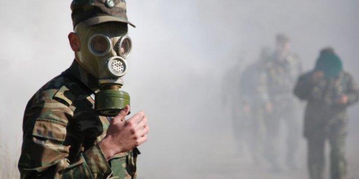 Suriye'den kimyasal silah açıklaması