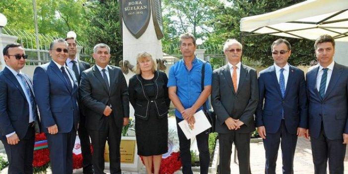 ASALA şehidi diplomat anısına anıt