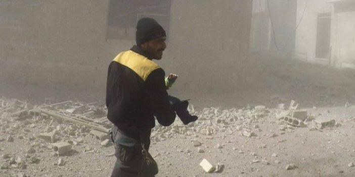 Suriye'de kimyasal silah iddiaları bitmiyor