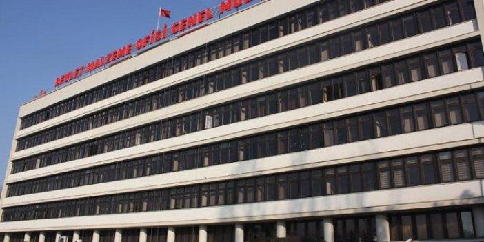 Erdoğan'ın çağrısını Devlet Malzeme Ofisi deldi