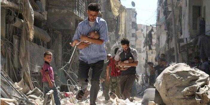 Birleşmiş Milletler'den Suriye raporu