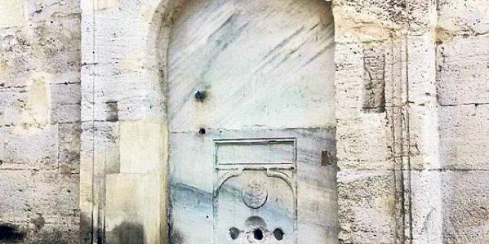 Tarihe böyle beton döktük