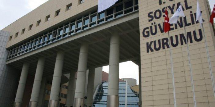 SGK esas kazancı düşürülen ya da eksik bildirilen çalışanı uyaracak