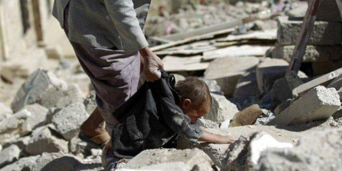 Yemen'de 5,2 milyon çocuk açlık tehdidi altında