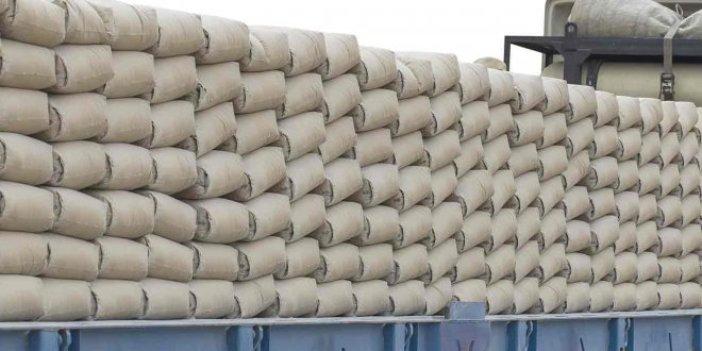 Çimento üretimi yarı yarıya azaldı