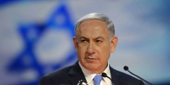 """Netanyahu'dan Hamas'a """"tehdit"""""""