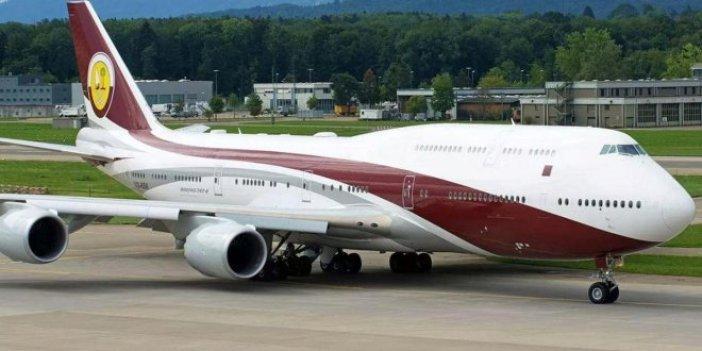 Erdoğan'a hediye edilen uçakla ilgili çarpıcı iddia