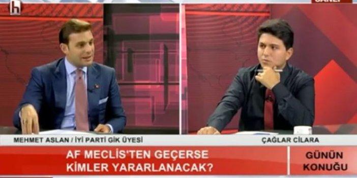 """İYİ Parti'den 'af' tepkisi: """"Gün Sazak'ın kemikleri sızlar!"""""""