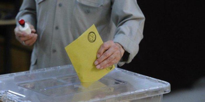 YSK'dan 'mükerrer oy' itirazına yanıt