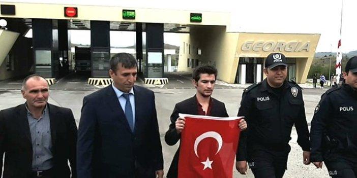 Umut Ali, 66 gün sonra Türkiye'ye döndü
