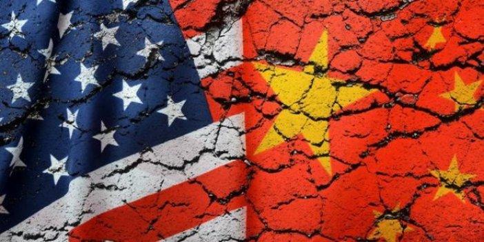 ABD-Çin gerginliğinde yeni perde