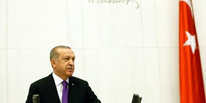 Erdoğan'dan dikkat çeken AB açıklaması