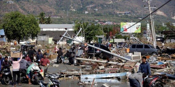 Endonezya'daki depremde ölü sayısı bin 234'e yükseldi