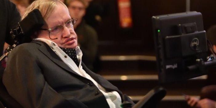 Hawking'in ölümünden 7 ay sonra makalesi yayımlandı