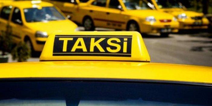 İçişleri'nden 81 il valiliğine 'taksi' genelgesi