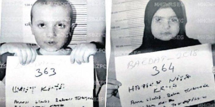 IŞİD'e kaçırılan iki kardeş, Irak'ta yetim kaldı