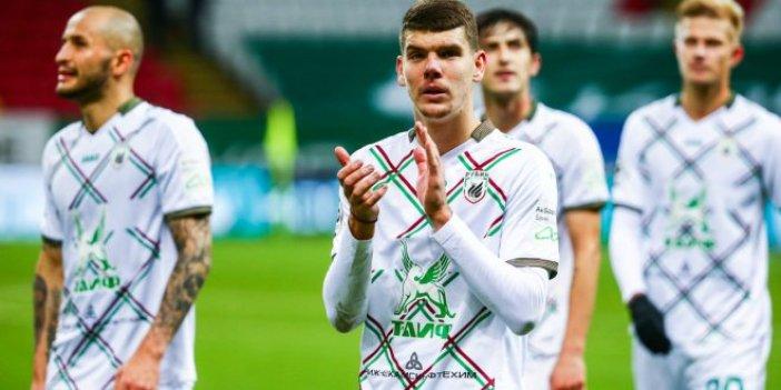 UEFA'dan Rubin Kazan'a men cezası