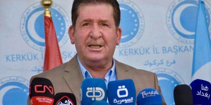 """""""Kerkük'e Türkmen vali atanmasını istiyoruz"""""""