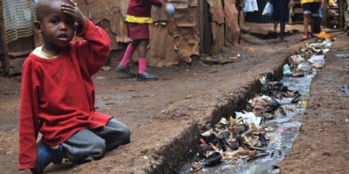Dünya çapında 3,4 milyar kişi yoksul