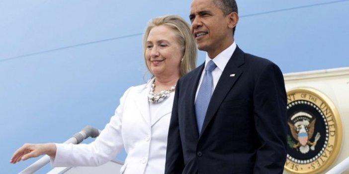 Obama ve Clinton'a bombalı paket