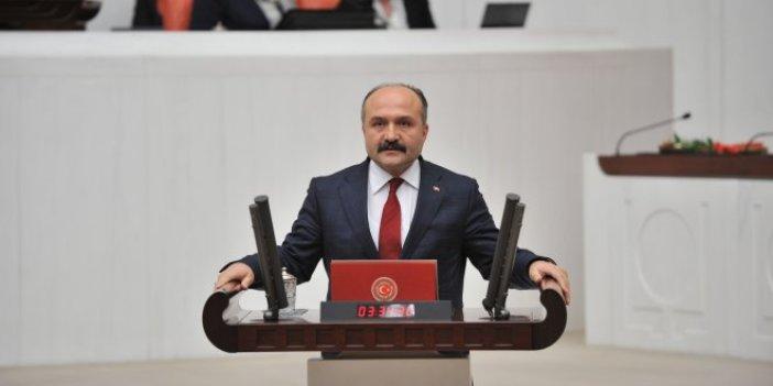 MHP'li Erhan Usta bu sözlerin ardından görevden alındı