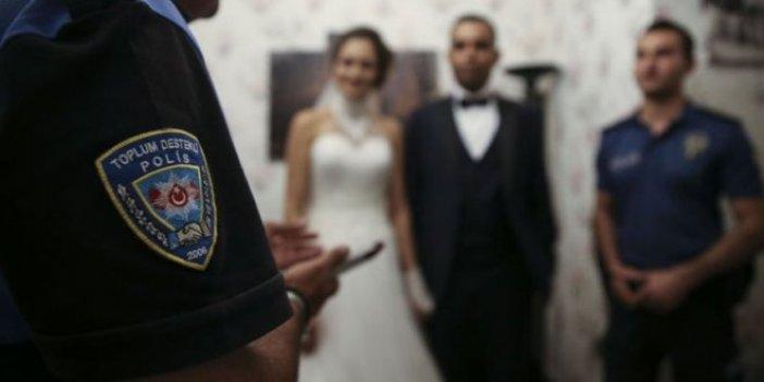 Bakanlıktan valiliklere 'düğün' genelgesi