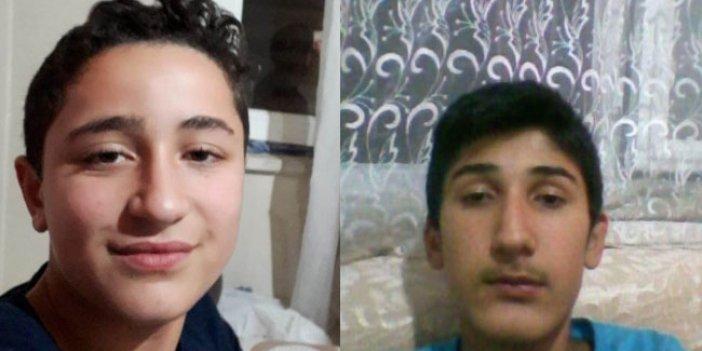 Sinop'ta kaybolan iki çocuktan haber geldi