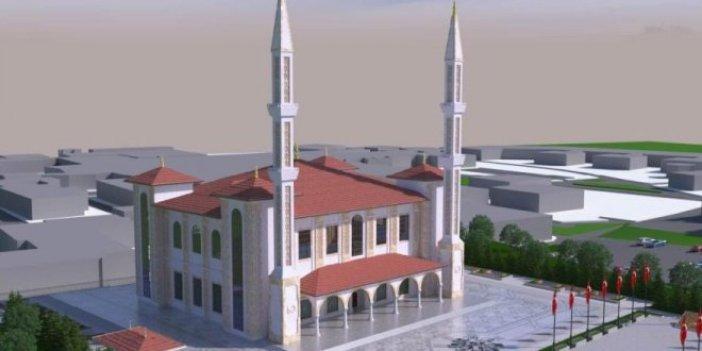 GATA'ya 10 milyon TL'lik cami