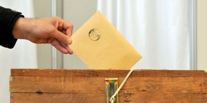 Piar Araştırma yerel seçimlere ilişkin anket sonuçlarını açıkladı