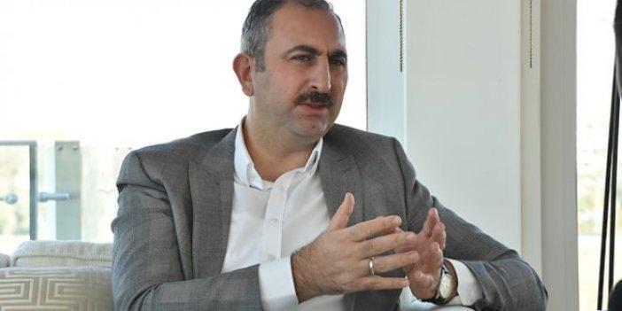 """Adalet Bakanı Gül: """"Suç işleyen karakolun bir kapısından girip diğerinden çıkıyor"""""""