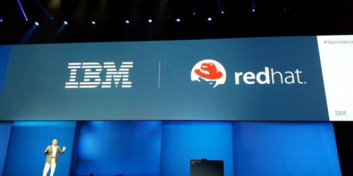 IBM'den 34 milyar dolarlık dev anlaşma
