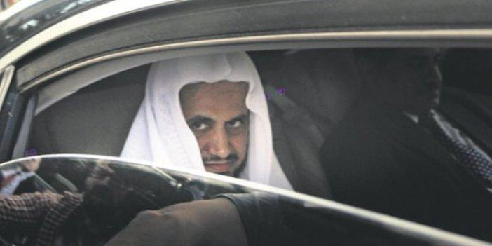 Suudi Başsavcı'dan gece yarısı MİT ziyareti