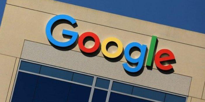 Google'da iş bırakma eylemi