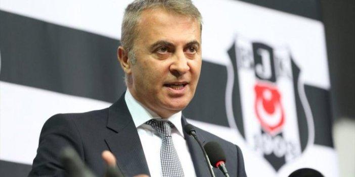 Beşiktaş Başkanı Orman'dan şampiyonluk açıklaması