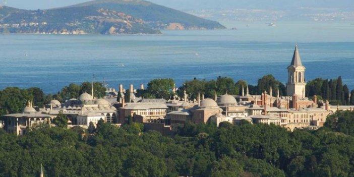 Topkapı Sarayı da Cumhurbaşkanlığı'na bağlanıyor!