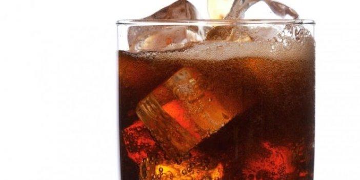 Bir bardak kola için 30 bin lira hesap!