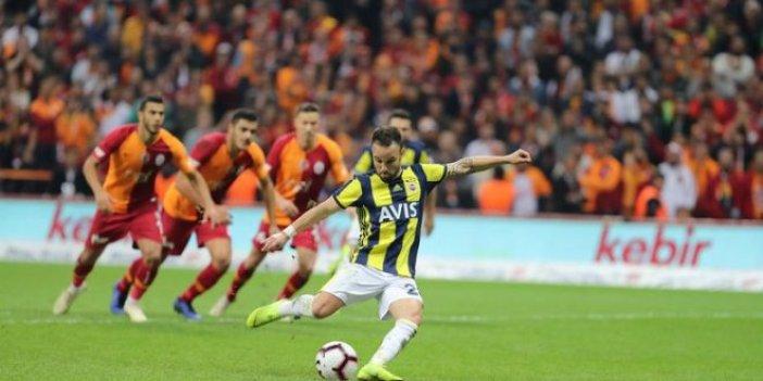 Fenerbahçe, 27 yıl sonra penaltı kullandı