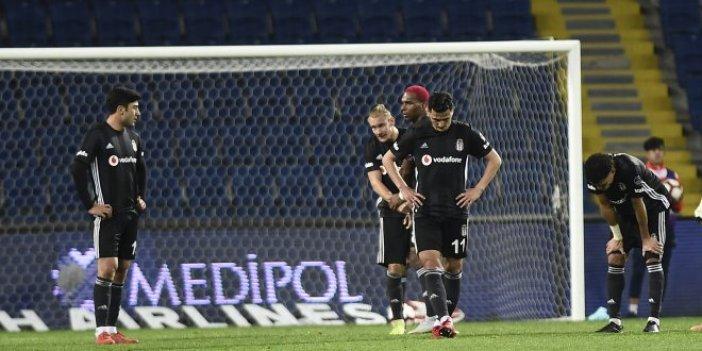 Beşiktaş'ta savunma alarm veriyor